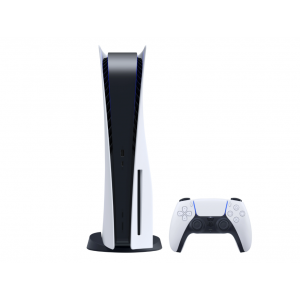 Sony PlayStation 5, Ultra HD Blue-ray Disc, 825 GB (White)