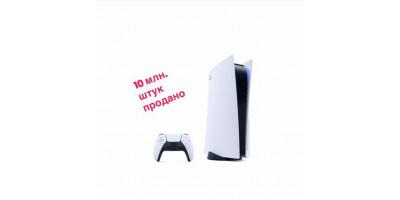 PlayStation 5 преодолела сегодня рубеж 10 млн. штук* официальных продаж.
